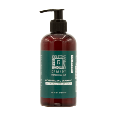 Șampon hidratant cu extract din ulei de argan - Moisturizing  Shampoo – Hydration – Remary – 250 ml