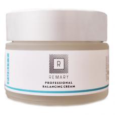 Cremă echilibrantă și hidratantă profesională pentru ten gras - Professional Balancing Cream – Purity – Remary – 50 ml
