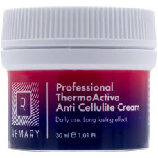Cremă termoactivă anti celulitică profesională - Professional ThermoActive Anti Cellulite Cream - Remary - 30 ml